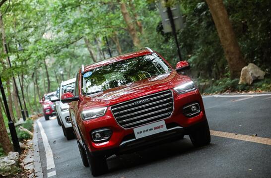 2020年4月SUV销量排行榜 哈佛H6、CS75、博越前三