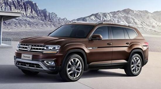 2020年4月中大型SUV销量排行榜,途昂位居第一