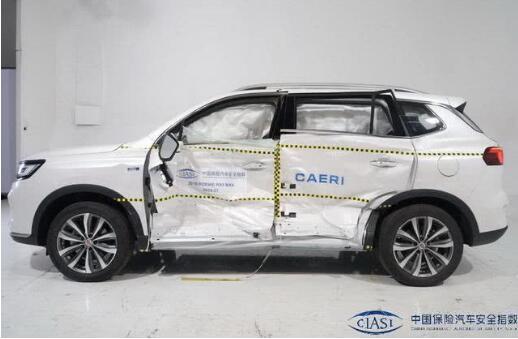 史上最严苛汽车安全碰撞测试,这款自主品牌SUV凭什么排前五?