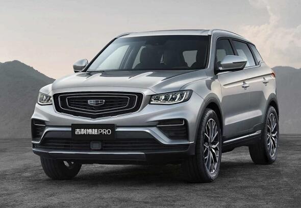 2020年5月份SUV投诉排行榜吉利占居前三名