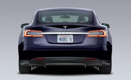 2020年5月新能源EV销量排行榜 Model 3第一