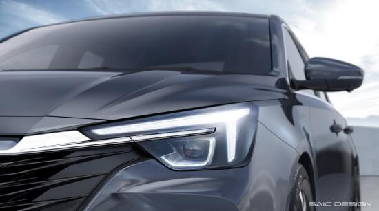 数字化时代的车怎么设计才算好看?荣威这款新车简约大气,值得期待!