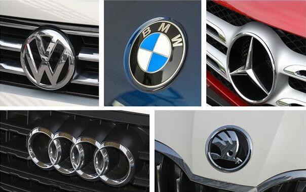 德系车是国人最爱,看看德国汽车品牌销量排行榜