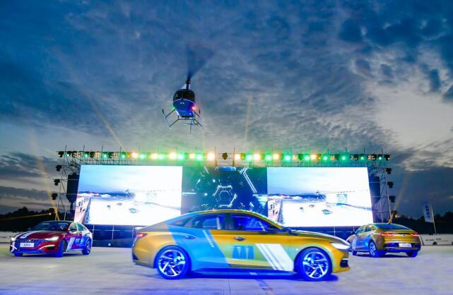 真正的经典场面 现代嘉年华让你来江苏体验新车
