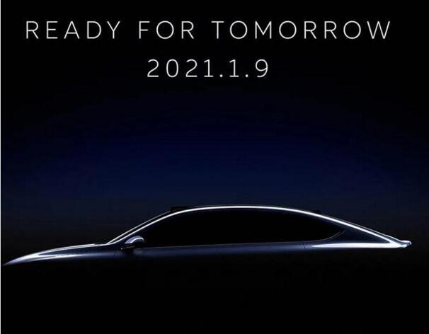 蔚来首款轿车于1月9日首发 剑指Model 3