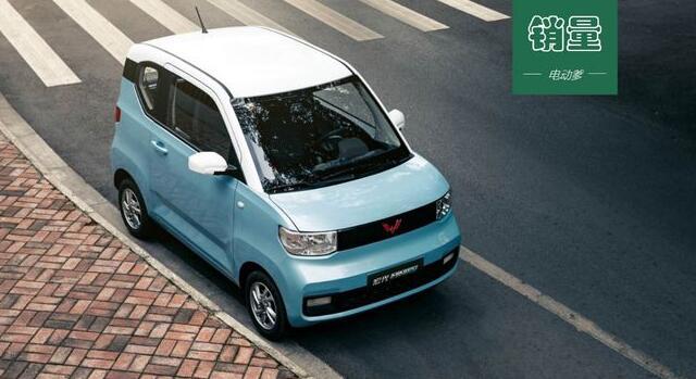 2021年2月新能源汽车车型销量排行榜 宏光MINI EV第一
