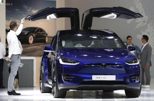 2021年2月新能源SUV销量排行榜 Model Y销量第一