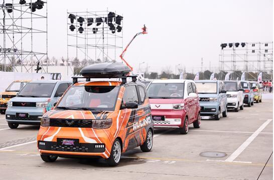 2021年2月新能源EV销量排行榜 宏光MINI EV第一