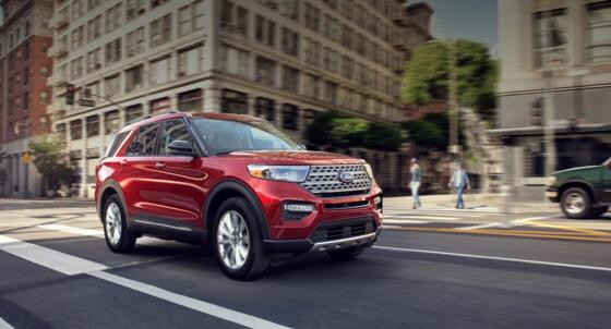 福特在北美召回近66.1万辆探险者SUV