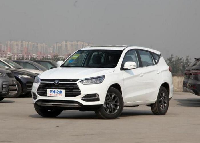 2021年8月SUV销量排行榜 比亚迪宋第二